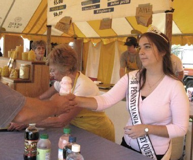 2010 Honey Queen