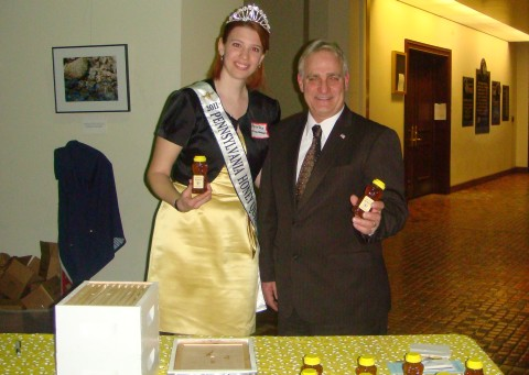 2011 Honey Queen at Cornocopia