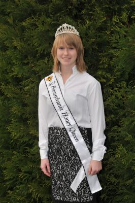 2013 Honey Queen